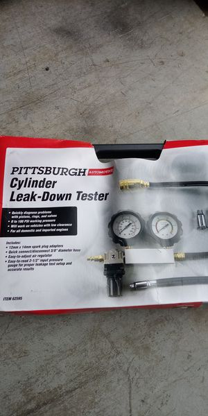 Cylinder leak down tester new in box for Sale in Newport News, VA