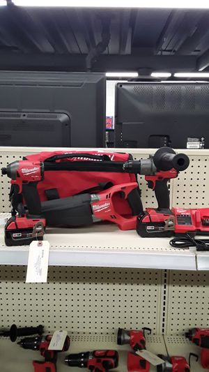 New- Milwaukee M18 Fuel 3 Tool Combo Kit for Sale in Eastlake, OH