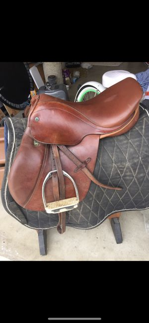 Stubben Saddle for Sale in San Diego, CA