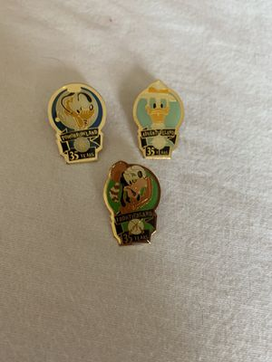 Disney Pin Set for Sale in Sherwood, OR
