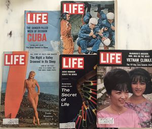 Vintage LIFE Magazine Collection for Sale in Arvada, CO