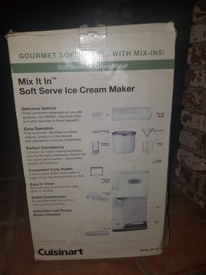 ICECREAM MAKER (NEW) for Sale in Rosemead, CA