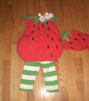 Strawberry Halloween Costume for Sale in Annandale, VA