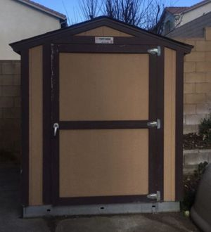 Black White Tuff Shed for Sale in Whittier, CA