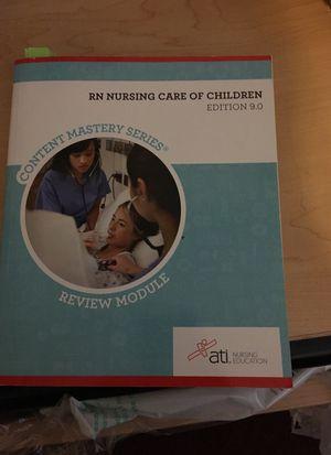 ATI RN nursing care of children for Sale in Palm Bay, FL
