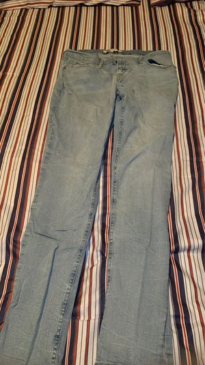 Light blue Levi jeans for Sale in Houston, TX