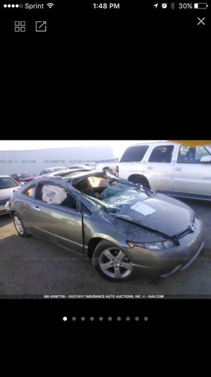 2008 Honda Civic Parts Only for Sale in Phoenix, AZ