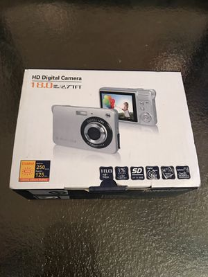 New HD Digital Camera for Sale in Grosse Pointe, MI