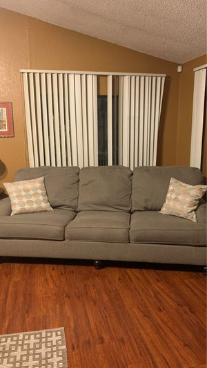 One couch for Sale in Riverside, CA