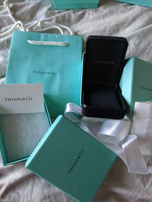 Tiffany and Co. Boxes/bags - Authentic for Sale in San Diego, CA