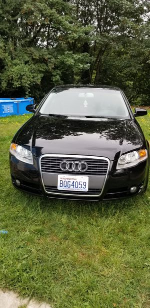 2007 Audi a4 2.0t for Sale in Seattle, WA