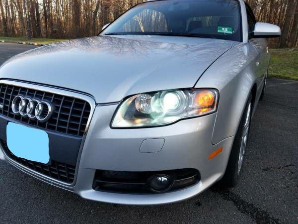 2009 Audi a4 convertible factory hid headlight