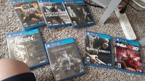 Ps4 games for Sale in Powder Springs, GA