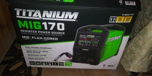 Titanium mig170 welder for Sale in Tulalip, WA