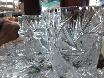 Vintage Crystal , Cut Glass for Sale in Ocala,  FL
