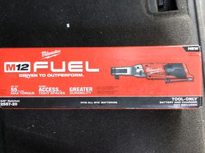 3/8 ratchet Fuel Line Up for Sale in Boynton Beach, FL