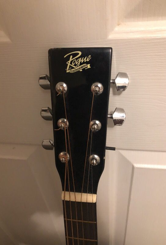 Rogue Guitar for Sale!! NEED GONE
