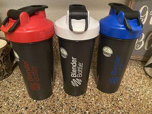 Protein blender bottles cups for Sale in Las Vegas, NV