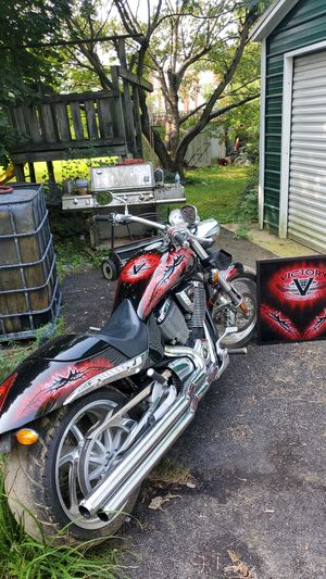Victory hammer gangster 100ci 2007--28 of 100 for Sale in Martinsburg, WV
