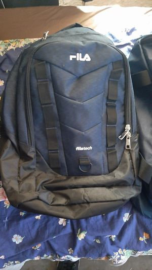 Fila backpack and UnderArmour duffle bag for Sale in Phoenix, AZ