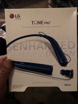 Tone pro premium wireless stereo headset for Sale in Frederick, MD