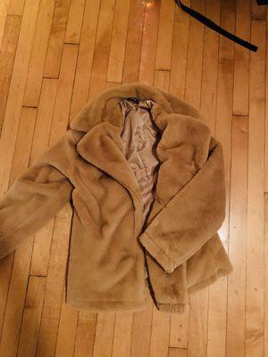 Fur parka coat jacket for Sale in San Diego, CA