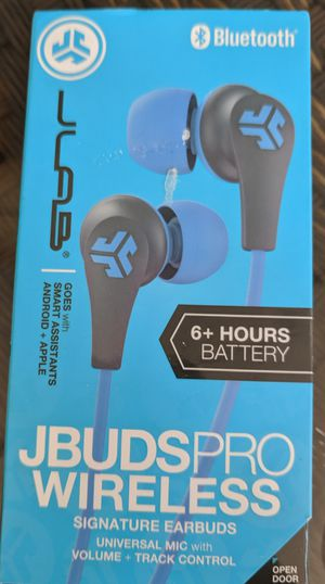 JBUDSPRO Wireless earbuds for Sale in Glassboro, NJ