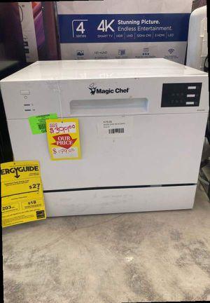 Magic Chef Dishwasher mcsd6w5 NQR for Sale in Chino, CA