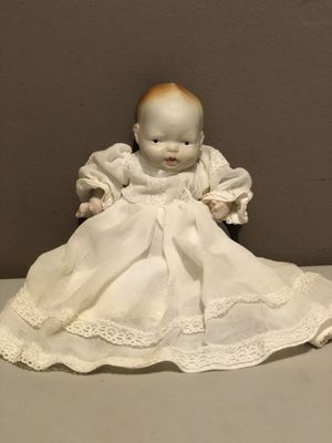 Small Antique Bisque Baby Doll for Sale in Bunker Hill, WV