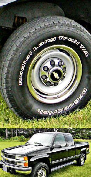 $600 Chevrolet Silverado for Sale in Greensboro, NC