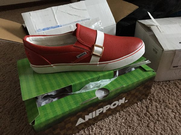 Sonic The Hedgehog 25th Anniversary Shoes Size Us12 Jp30 For Sale In Portland Or Offerup