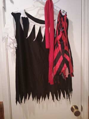 Halloween Female Pirate Costume Rubies Adult/Teen for Sale in Marble Falls, TX
