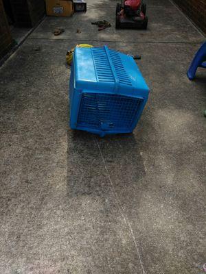 Medium size dog kennel for Sale in Oklahoma City, OK