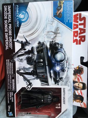 New Star Wars Force Link Imperial Probe Droid. for Sale in Longwood, FL