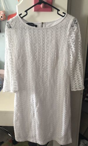 White Nine West Dress for Sale in Cary, NC