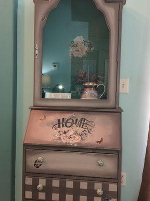 farmhouse Shabby chick Secretary desk for Sale in Davenport, FL