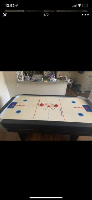 Air Hockey Table for Sale in Carlsbad, CA