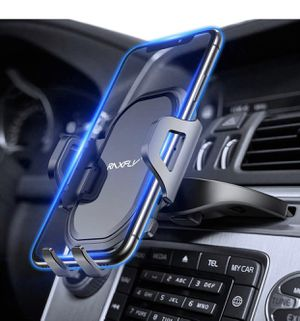CD Slot Car Phone Mount RAXFLY Universal 360° Rotation CD Player Car Phone Holder Mount One Button Installation Release 107 for Sale in Las Vegas, NV