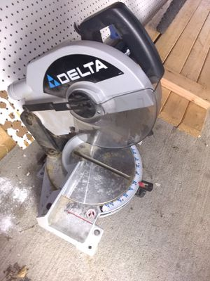 Miter saw for Sale in Evansville, IN
