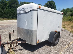 Great trailer, looking to get a bigger trailer. Don't miss out! for Sale in Brunswick, OH