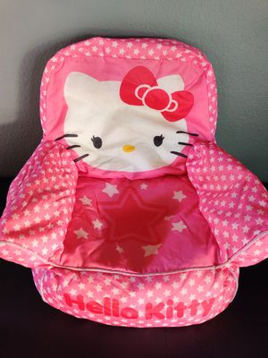 Hello Kitty Bean Bag Chair for Sale in Moreno Valley, CA