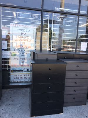 5 drawers chests dressers any colors new for Sale in Long Beach, CA