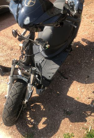 2013 junok moped for Sale in Fond du Lac, WI