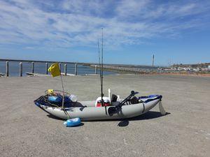 SeaEagle inflatablte 10ft 340 Pro for Sale in Modesto, CA