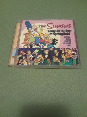 The Simpsons - Songs In The Key Of Springfield for Sale in Decatur, GA