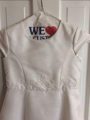 Communion/flower girls dress for Sale in Gloucester, MA