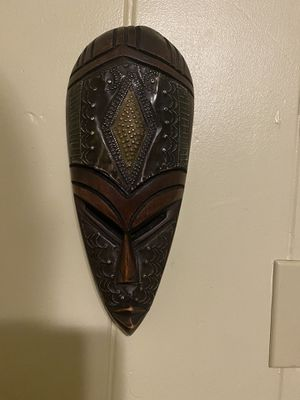 African mask for Sale in Decatur, GA