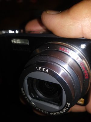 Panasonic digital camera DMC zs3 for Sale in NO FORT MYERS, FL