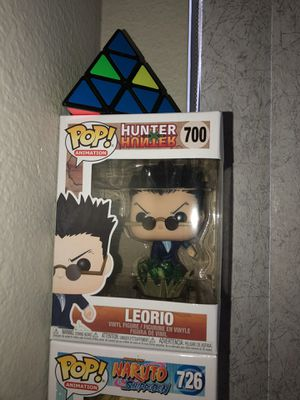 Hunter x hunter funko pop leorio for Sale in Cerritos, CA