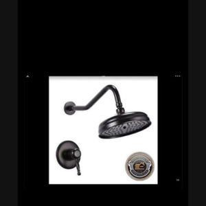 Oil Rubbed Bronze Rainfall Showerhead - Overhead Rain Shower ...... CHECK OUT MY PAGE FOR MORE ITEMS for Sale in Baltimore, MD